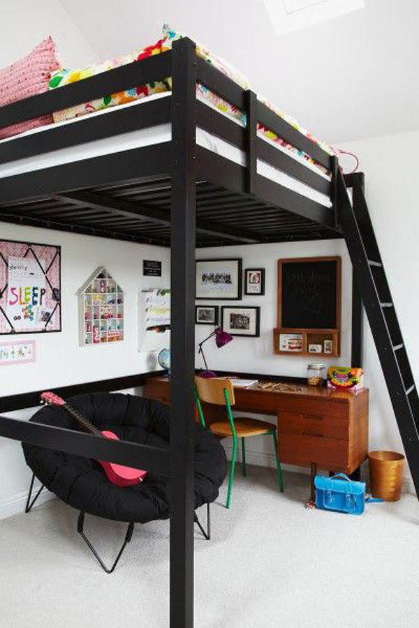 21 loft beds for small rooms