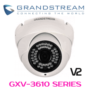 Grandstream-CCTV UAE GXV3610