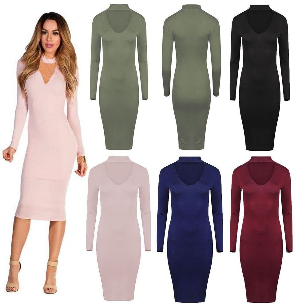 Size inches plus 8 dresses bodycon long make