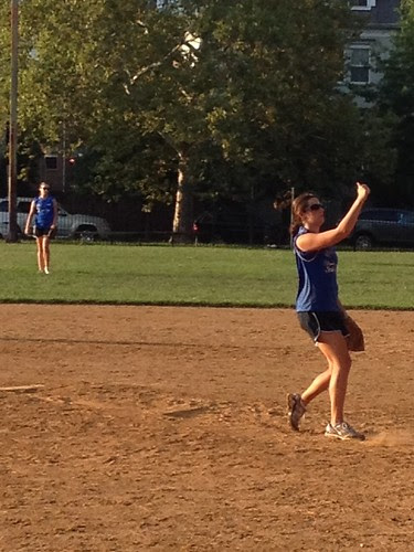 Pitching two