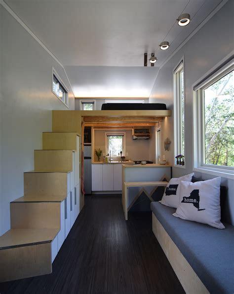 shedsistence tiny house diy modern minimalist interior