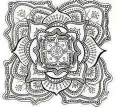 printable zen coloring pages calendar june