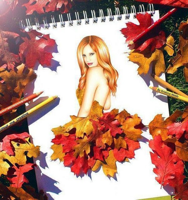 color pencil drawing Examples (46)