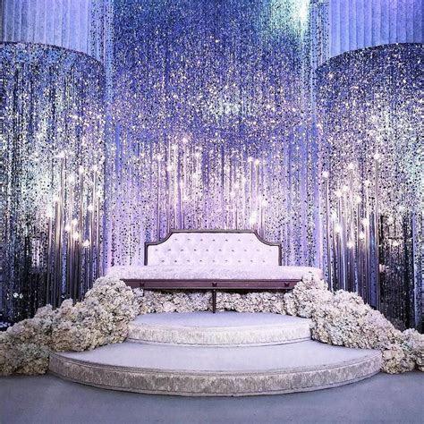 Silver Metallic Bubbles Beaded Curtains 12 Feet Long x 3
