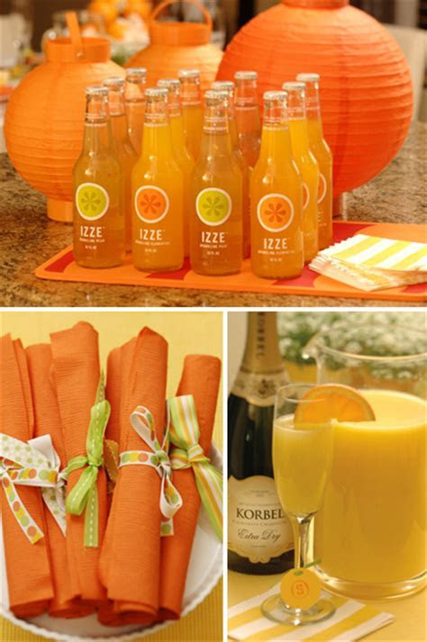 Citrus Wedding Theme on Pinterest   Old Florida