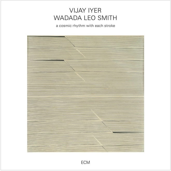 Vijay Iyer and Wadada Leo Smith, 'A Cosmic Rhythm With Each Stroke'