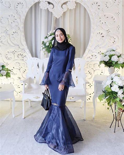 model gaun pesta modern  hijabers spice