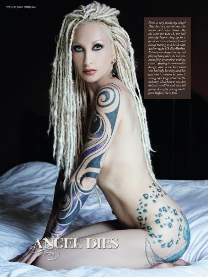женщины с татуировками 3