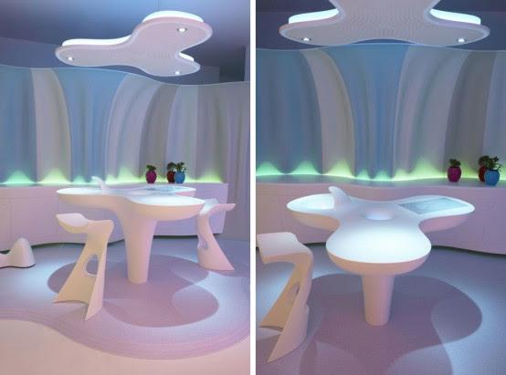 Different Office Designs Modern Spaces Interior Design ...