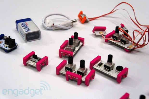 LittleBits and Korg team up on Synth Kit modular DIY instrument, we go hands-on