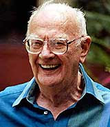 Arthur C Clarke: not to be confused with Steve Clarke