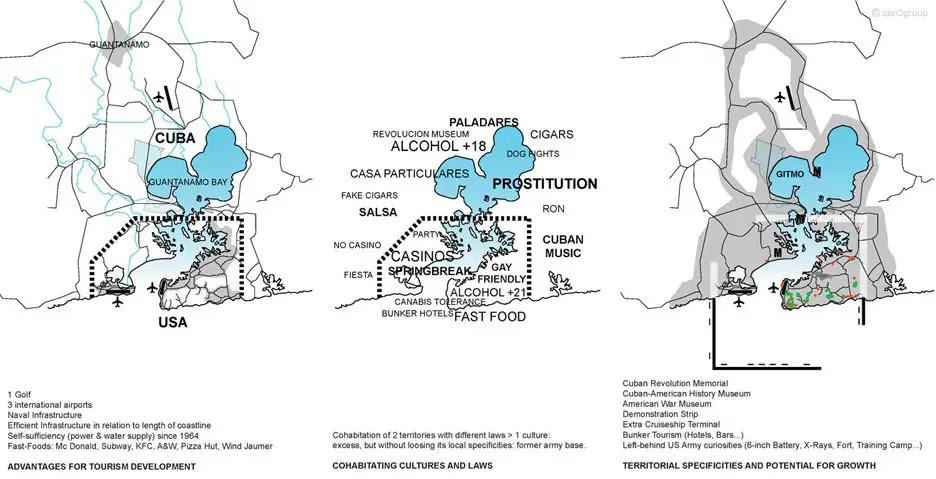 Guantanamo Bay Detention Center Proposal Cuba E Architect