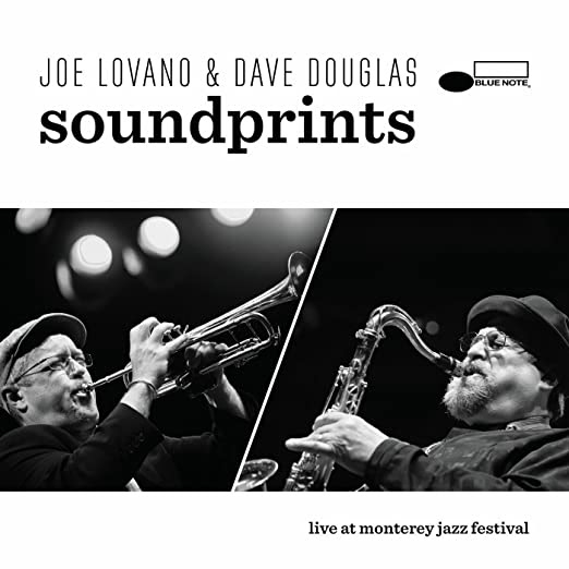 Joe Lovano, Dave Douglas - Live At Monterey Jazz Festival cover