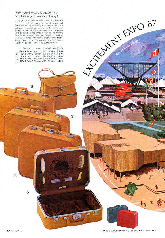 Eaton's Preview of Expo 67
