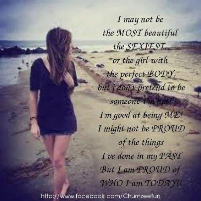 Essay On I Am Proud Of Me Quotes