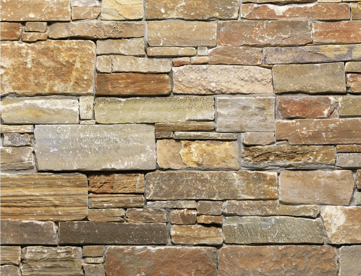 C mo decorar la casa revestimiento de piedra natural precios - Muro de piedra natural ...