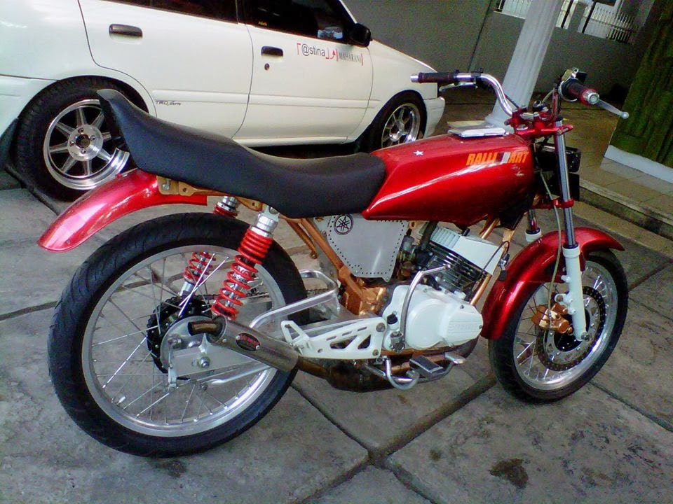 Gambar Modifikasi Motor Rx King