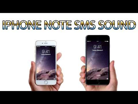 IPHONE NOTE SOUND [SMS / WHATSAPP TONE] [RINGTONE]   [HD+