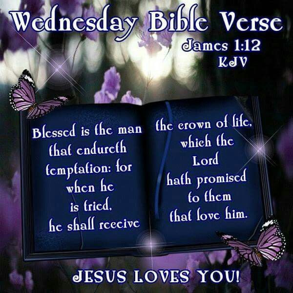 Wednesday Bible Verse, Jesus Loves You Pictures, Photos ...