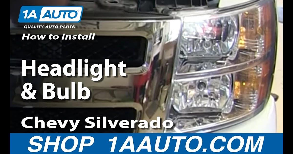 1983 Chevy Truck Headlight Wiring