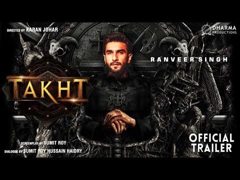 Takht | Official Concept Trailer | Alia Bhatt | Ranveer Singh | Kareena Kapoor | Vicky |Bhumi |