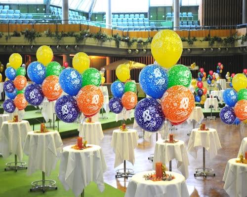 Partydekoration 50 Geburtstag Tarsus Cicekci Hizli Cicek Ozel