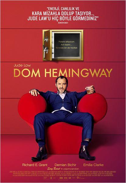 Dom Hemingway : Afis
