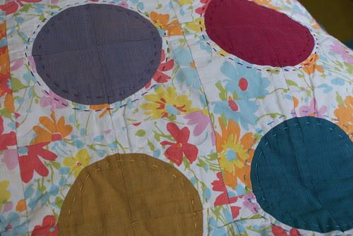 Circles Quilt - front