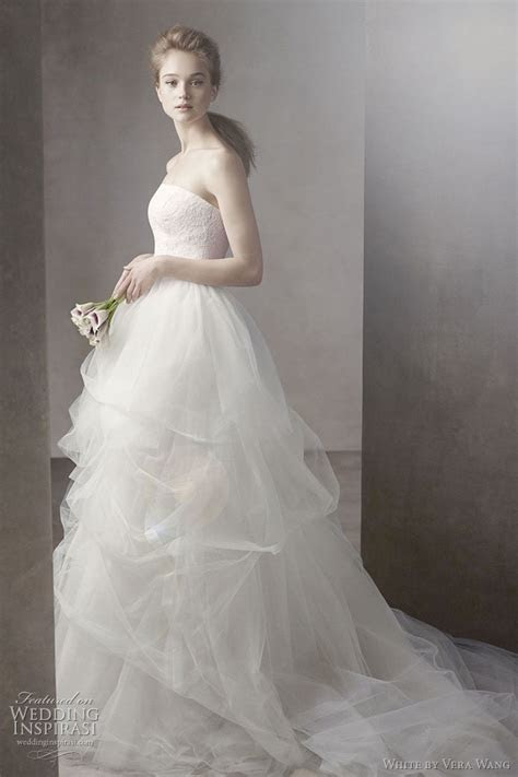 White by Vera Wang Fall 2011 Wedding Dresses   Wedding