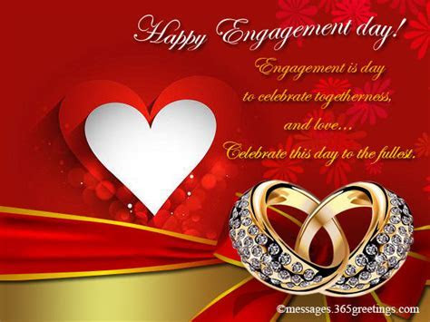 Happy Engagement Day Pictures, Photos, and Images for
