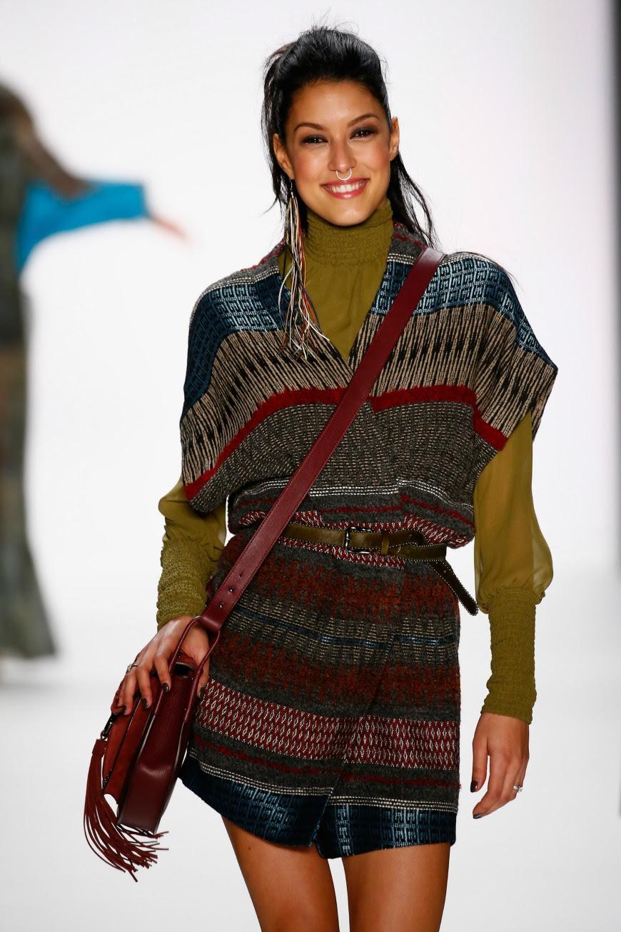 FASHION: Plus-Sized Models - Yes! - Mercedes-Benz Fashion ...