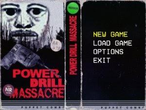 Power drill massacre darkhorrorgames.