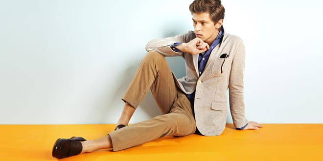The Art of Going Sockless