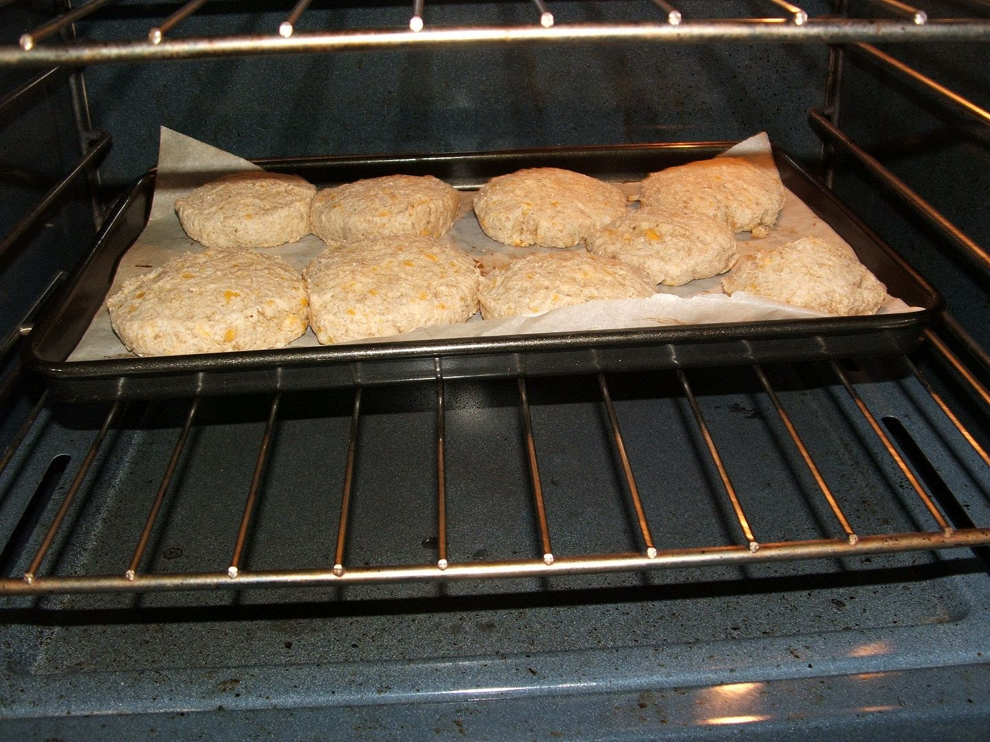 Whole Grain Cheese Biscuits by Angie Ouellette-Tower for godsgrowinggarden.com photo 005_zpsbdaff912.jpg