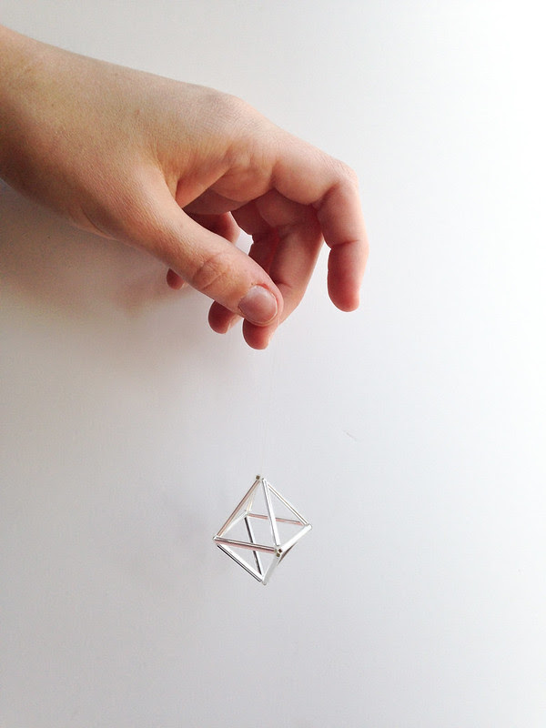 For the Makers: Geometric Ornaments