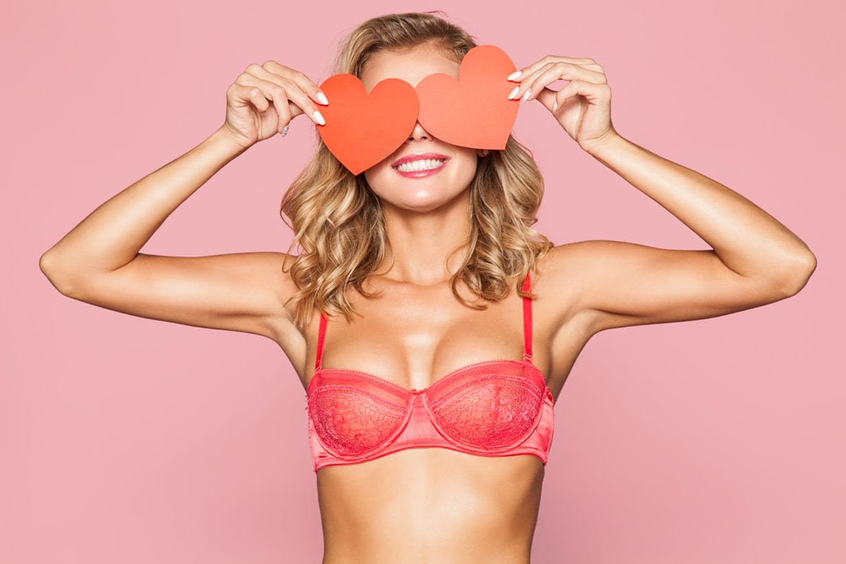 Why Is It Important to Find a Bra That Fits!