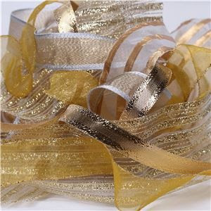 Ribbon Pack - Gold