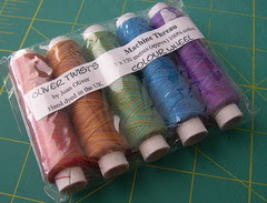 Hint #3 - quilting thread options