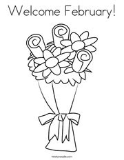 Coloring Pages - Twisty Noodle