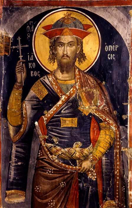 Αποτέλεσμα εικόνας για Άγιος Ιάκωβος ο Πέρσης ο Μεγαλομάρτυρας