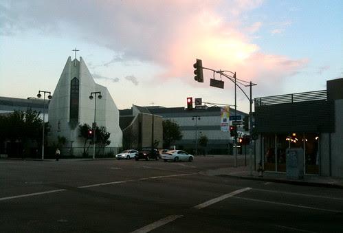 Central Avenue, LA