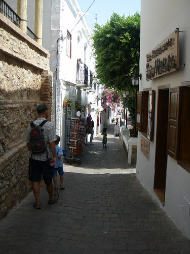 day trip to Mojacar