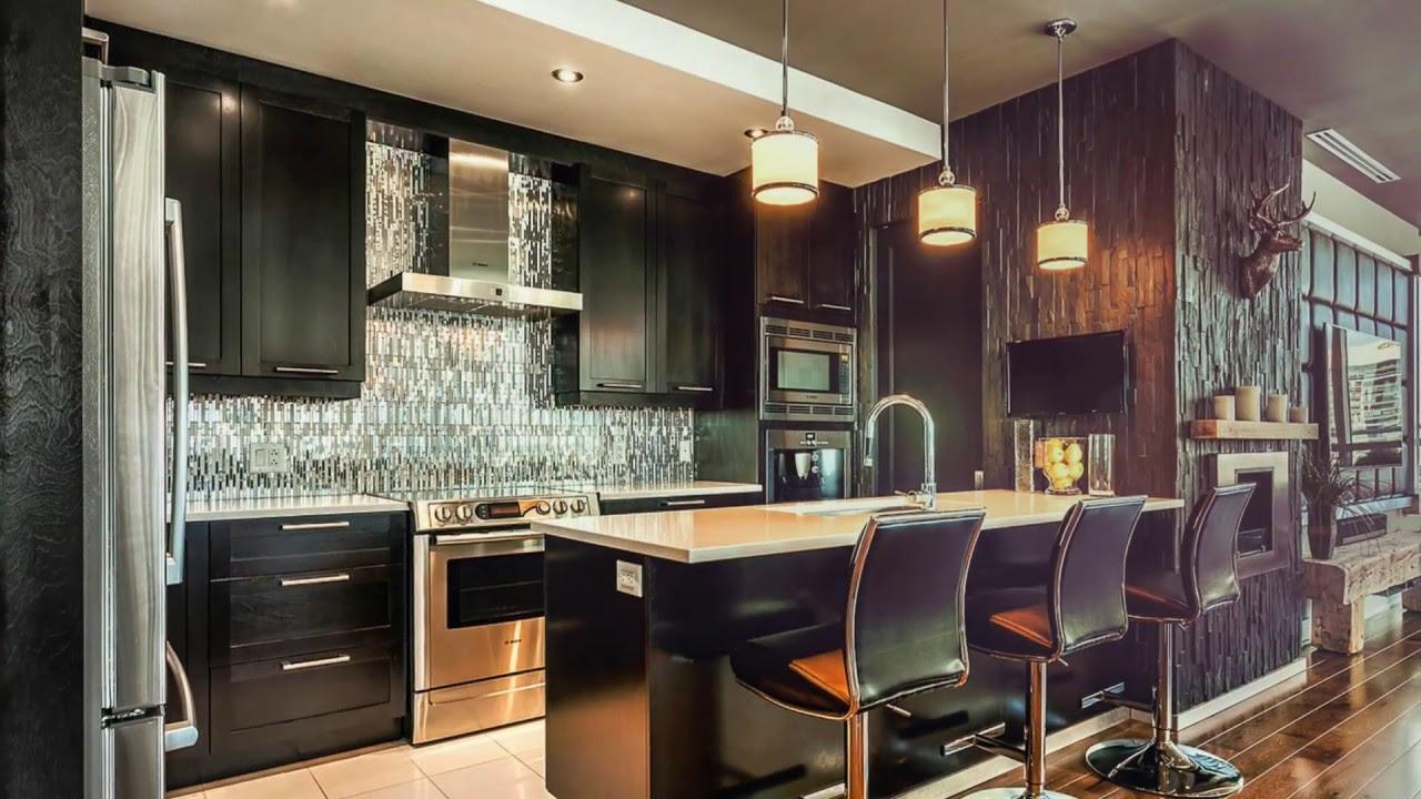 Modern Style Small Kitchen Design 9