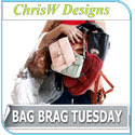 Bag Brag Tuesday 125 x 125 pixels