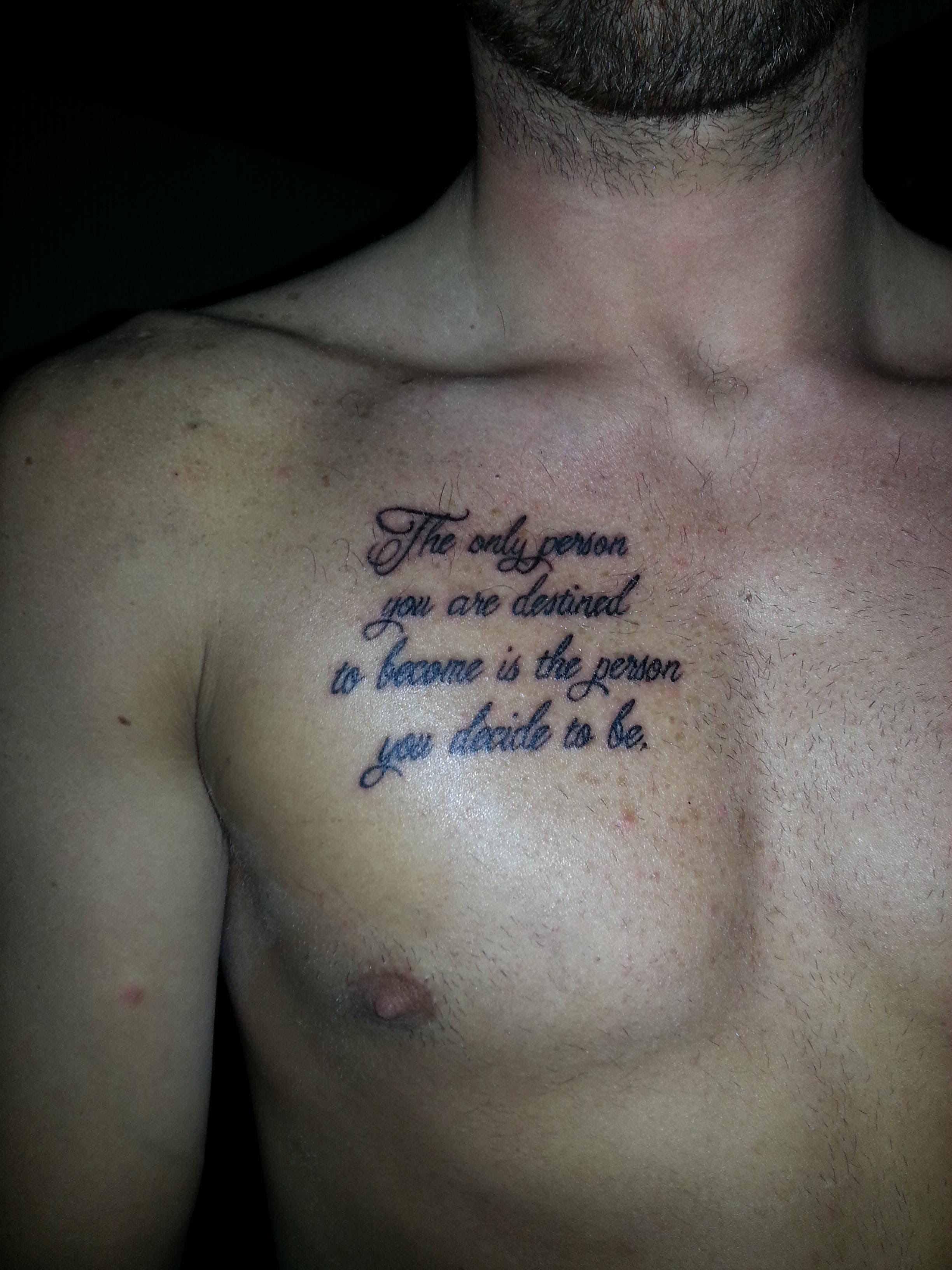 Group Of Country Music Quotes Tattoos