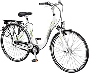neuerscheinungen pegasus fahrrad pegasus piazza damenfahrrad 28 zoll wei 55 cm wave 7 gang. Black Bedroom Furniture Sets. Home Design Ideas