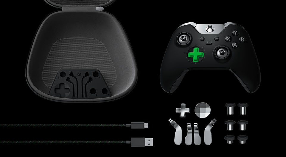 Elite Wireless Controller carrying case