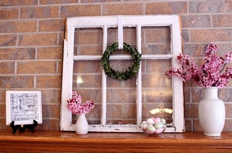 My Sweet June: Vintage Window Pane Ideas for Your Home