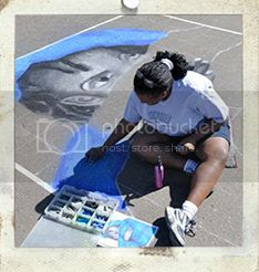 Noami Foster at Chalk It Up Prescott 2010 photo Noami_Prescott4.jpg