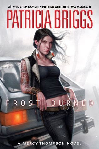 Frost Burned (Mercedes Thompson, #7)
